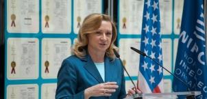 Teresa Stanek Rea Acting Under Secretary of Commerce for Intellectual Property
