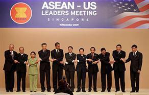 ASEAN-US meeting 2009 in Singapore