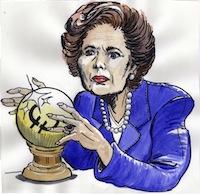 Magaret Thatcher