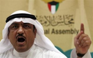 Former MP Mulallam Al-Barrak