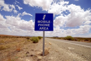Mobile phones reaching remote areas