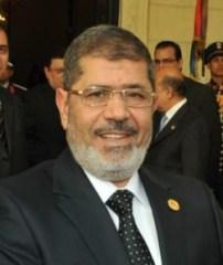 Egypt's former President Mohamed Morsi