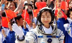 Liu Yang Chinese astronaut