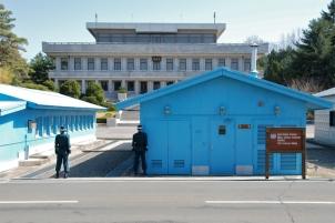 DMZ Korean Peninsula