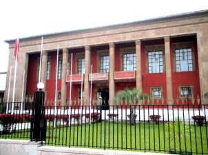 Morocco Parliament