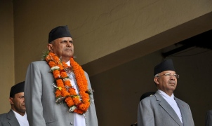 President and Prime Minister of Nepal