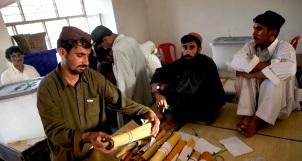 Afghan presidential election