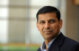 Raghuram Rajan. credit: Deutsche Bank