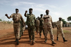 Central African Republic rebel group