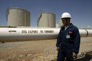 Kurdish pipeline