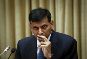 Raghuram Rajan - Reserve Bank of India