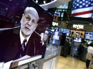 Ben Bernanke television