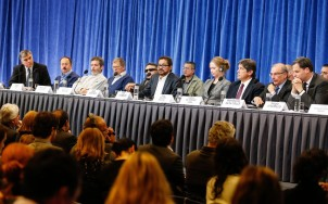 Colombian government begins negotiations with FARC