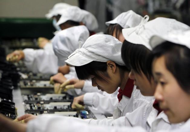 China factory (AP Photo/Kin Cheung)