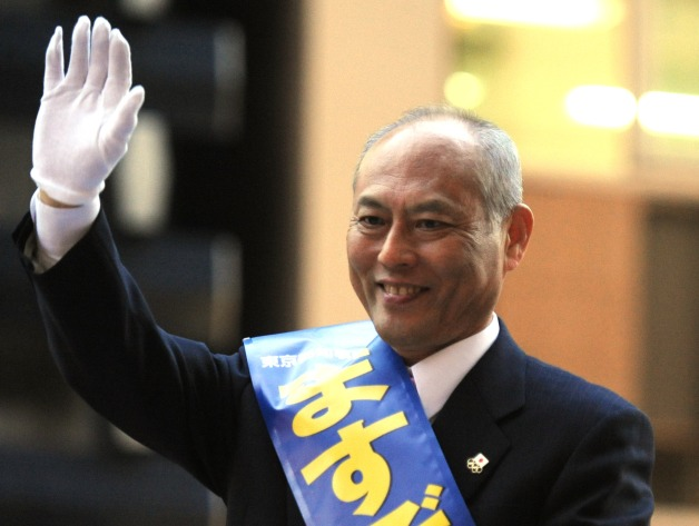 Yoichi Masuzoe, new governor of Tokyo (Source: savedelete.com)