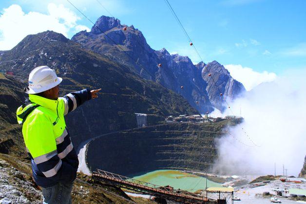 Indonesia mine