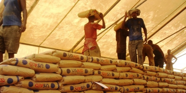 USAID food aid
