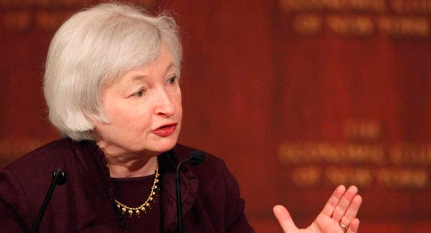 Janet Yellen (AP Photo/Mark Lennihan)