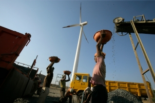 India wind power