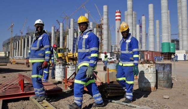 Medupi Power Station, South Africa