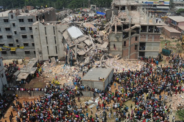 Bangladesh factory collapse (MUNIR UZ ZAMAN/AFP/Getty Images)