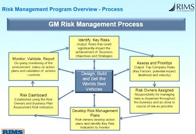 GM ERM Process