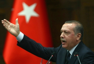 Turkish Prime Minister Tayyip Erdogan election