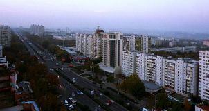 Botanica District in Chişinău, Moldova; Source: Kalatorul via Wikipedia