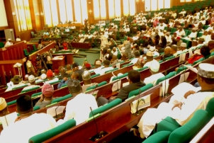 Nigeria senate house Abuja
