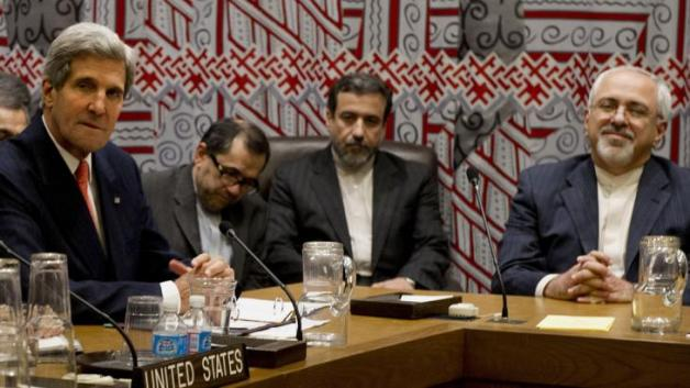 Kerry Rouhani Iran US nuclear talks