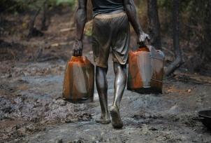 Nigeria Oil (REUTERS/Akintunde Akinleye)