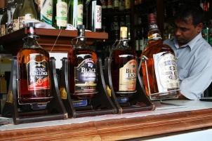 India whiskey