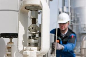 Austria Russia gas pipeline