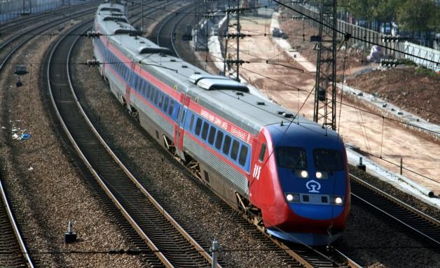China high speed rail
