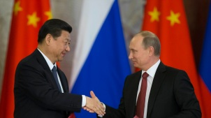 Russia China energy pact