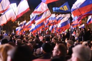 Simferopol referendum Ukraine Russia