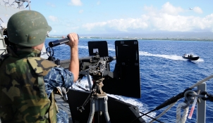 U.S. military Pacific