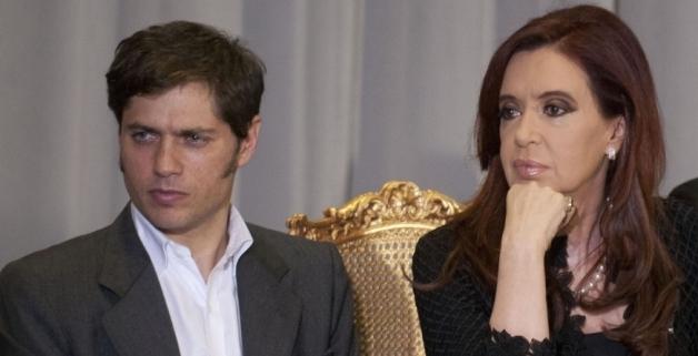 Kicillof Kirchner Argentina
