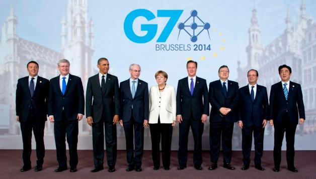 G7 Russia G8