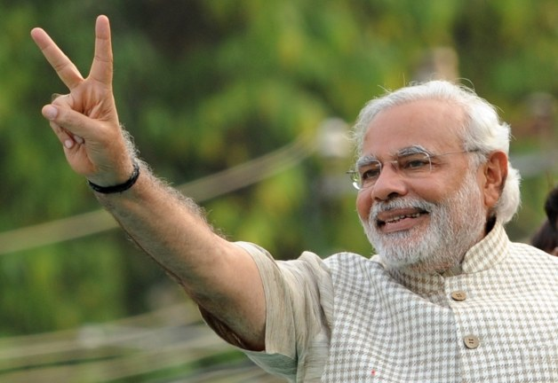 Narenda Modi (INDRANIL MUKHERJEE/AFP/Getty Images)